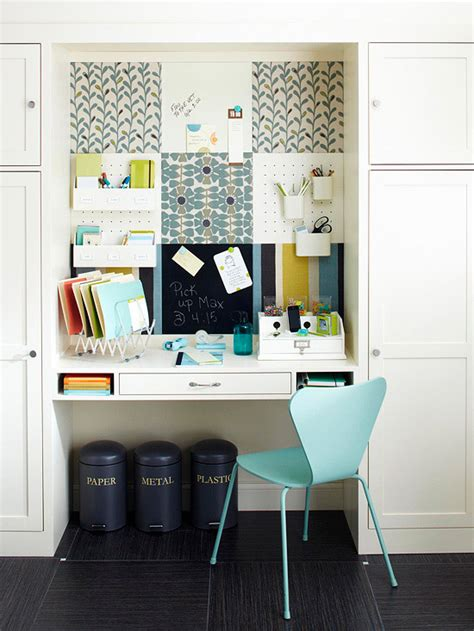 the zhush organized home office inspiration