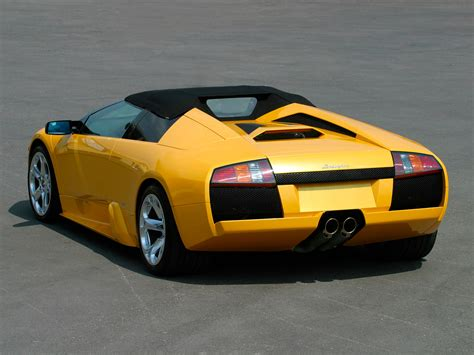 2004 Lamborghini Murcielago 2004 Lamborghini Murcielago Roadster Related Infomation