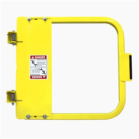 safety swing gates lsg self closing ladder safety gates ps doors