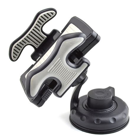 Silica Gel Phone Holder car silica gel cell phone holder windshield suction cup