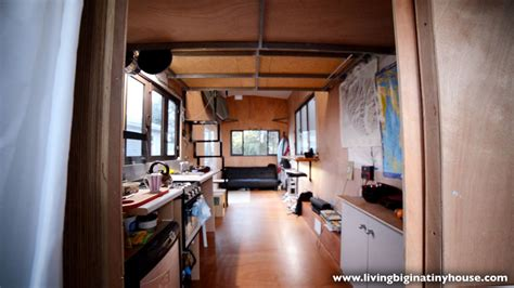 large tiny house plans fantastic big tiny house with open plan design living big in a tiny house