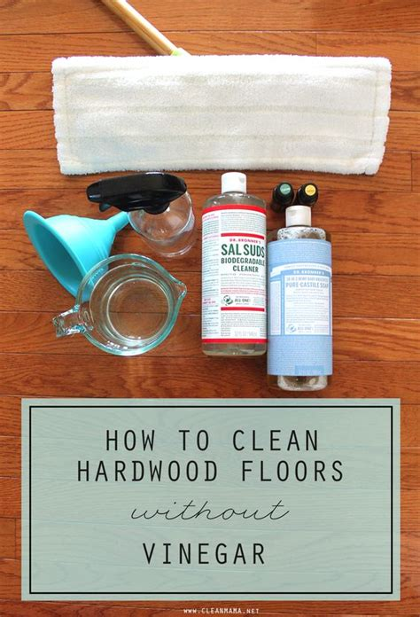 Using Vinegar To Clean Hardwood Floors how to clean hardwood floors without vinegar clean
