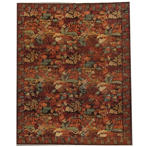 floral rugs for sale warm toned tropical all floral rug for sale at 1stdibs