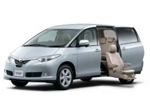 Toyota Of 2016 Toyota Estima Hybrid Carsfeatured
