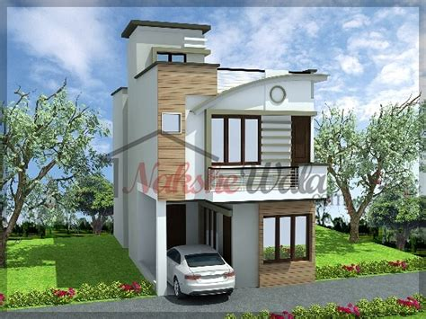 small house front design small house plan with elevation