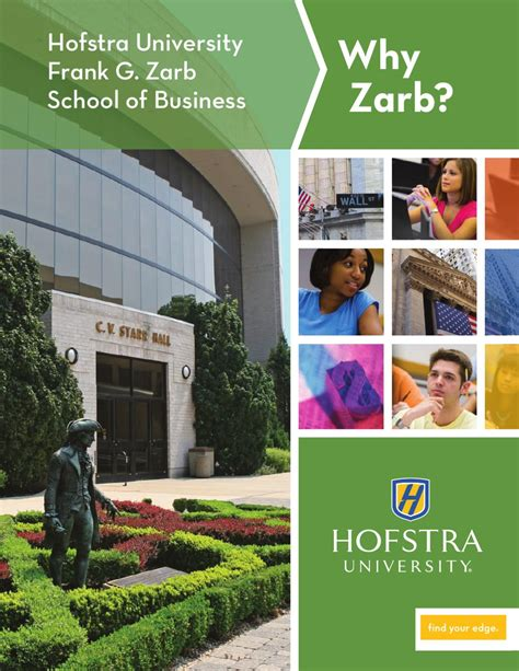 Mba Office Accounting Isu by Why Zarb By Hofstra Issuu