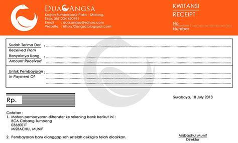 Buku Nota Bisa Request Nama Perusahaan kwitansi nota dan faktur ini gunanya dalam usaha
