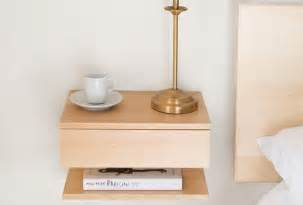 floating bedside shelves 10 easy pieces wall mounted bedside shelves with drawers
