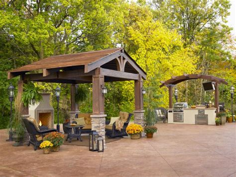 backyard covered pergola pergola and gazebo design trends diy