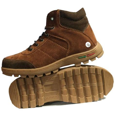 Sepatu Casual Pria 017 ewn sepatu boots hiking touring casual pria