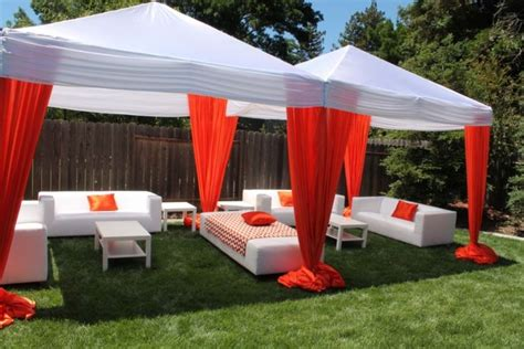 graduation backyard party ideas outdoor grad party seating