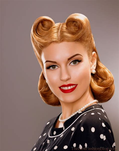 3 classic prom hairstyles for s rockabilly hairstyles pictures 2018