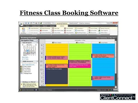 Fitness Software 1 by Fitness Class Booking Software