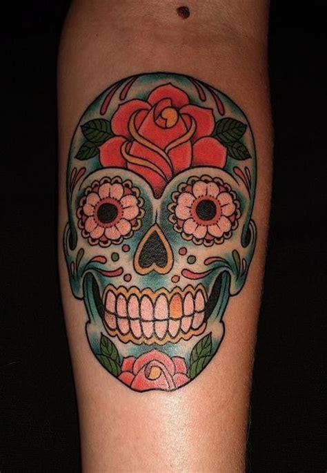 35 brilliant quarter sleeve tattoos pictures cool best 25 sugar skull sleeve ideas on pinterest half