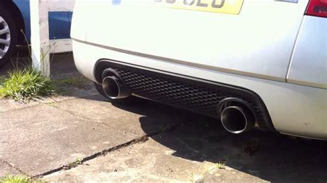 Audi Tt 8n Auspuff by Audi Tt 225 Quattro Scorpion Exhaust Sound Youtube