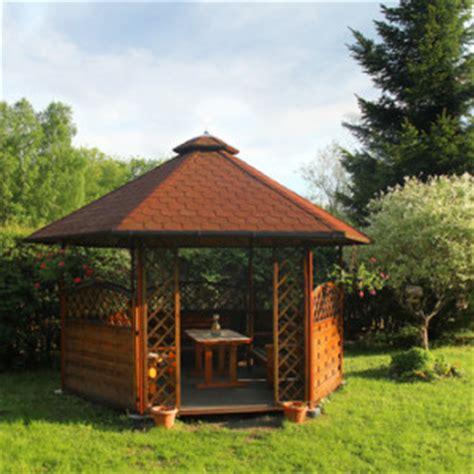 gartenpavillon aus holz der pavillon mehr als nur ein schutz vor regen