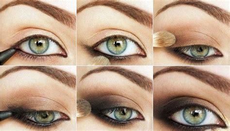 tutorial para maquillarse como kiss aprende como maquillarse los ojos ahumados paso a paso