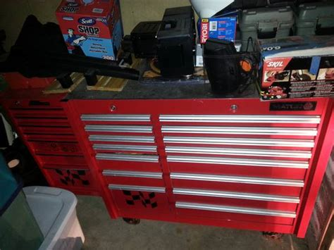 mac tools side cabinet for sale matco side cabinet espotted