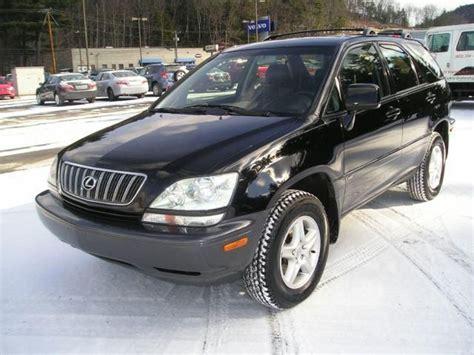 lexus suv 2001 2001 lexus rx300 for sale