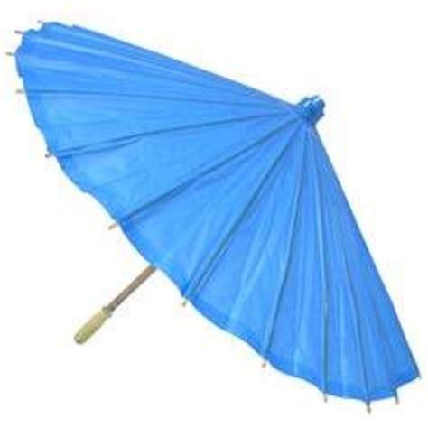 Paper Umbrella - blue paper umbrella free images at clker vector