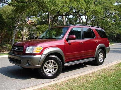 2001 Toyota Sequoia Frame Recall 2003 Toyota Tundra Problems Defects Complaints Autos Post