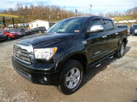 2007 Toyota Tundra Specs 2007 Toyota Tundra Limited Crewmax 4x4 Data Info And