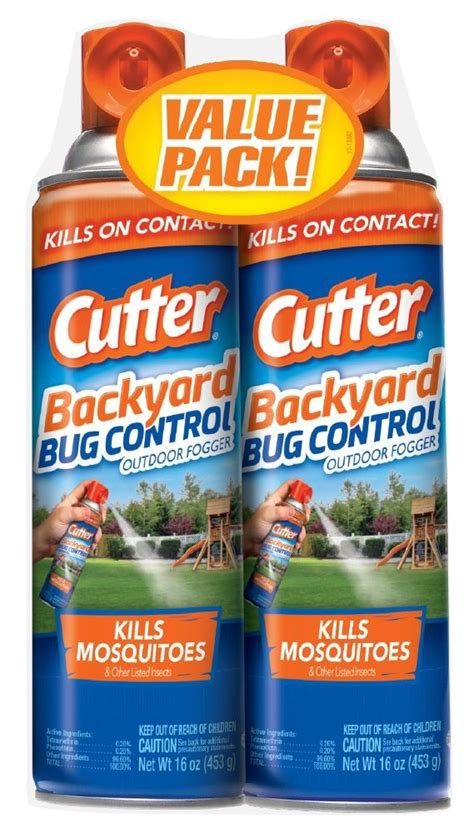 cutter backyard bug concentrate amazoncom cutter backyard bug spray concentrate