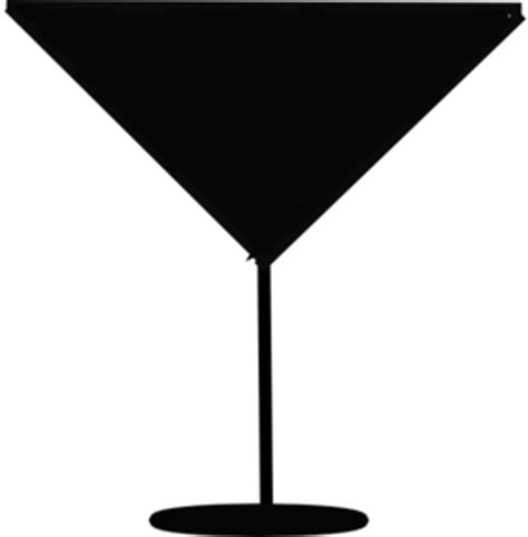 cocktail silhouette png vodka clipart glass pencil and in color vodka