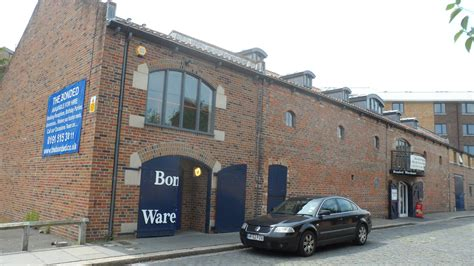 The Bonded by Bonded Warehouse