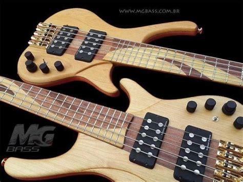 Handmade Bass - mg bass desert custom handmade 5 string bass guitar
