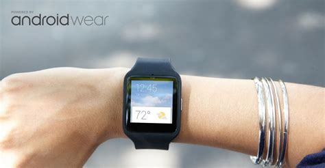 Jam Sony Smartwatch 3 are there no smart watches for tech