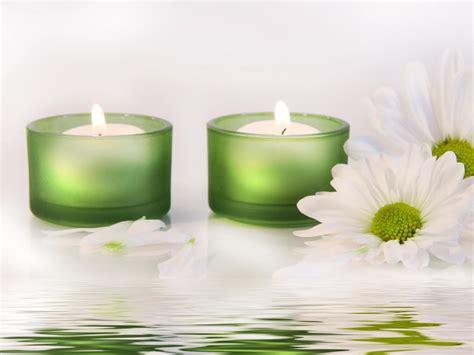 imagenes de yoga para relajarse velas y margaritas centro de yoga