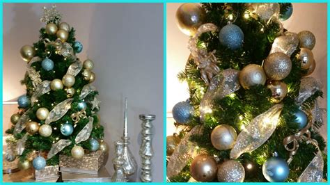 how to decorate a small christmas tree deck the halls pt