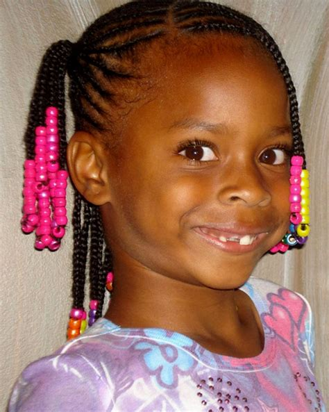 easy short hairstyles for black teens cute hairstyles little black girls hairstyles ideas