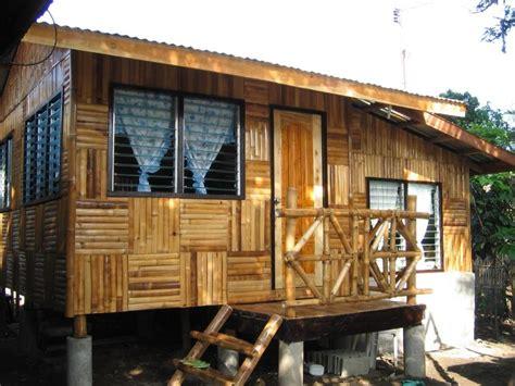 bamboo houses
