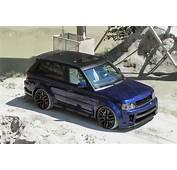 CDC Performance Range Rover Sport Nighthawk  Car Tuning