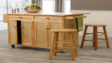 Portable Kitchen Islands With Seating Kitchen Islands On Wheels Small Kitchen Islands On Wheels