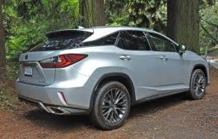 2016 lexus rx 350 f sport review roadshow