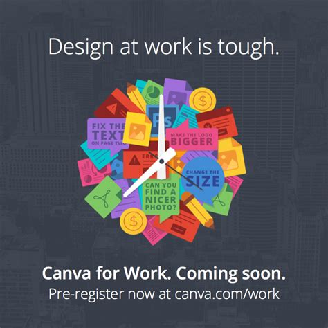 canva work canva raises us6 million and announces canva for work