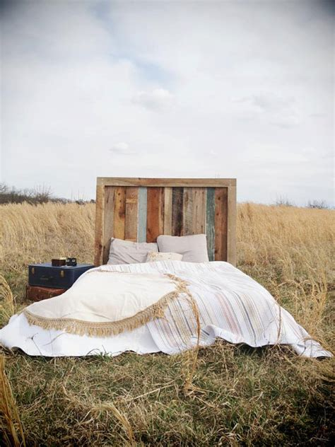 diy barnwood headboard barnwood headboard from rebarn custom home furnishings 1
