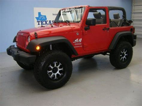 Jeep Sport Lift Kit Buy Used We Finance 2010 Jeep Wrangler Sport Auto 4x4