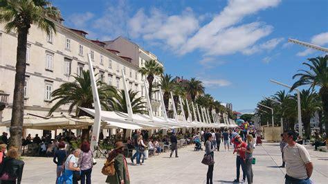 ferry zadar to split zadar split bus travelling from zadar to split croatia