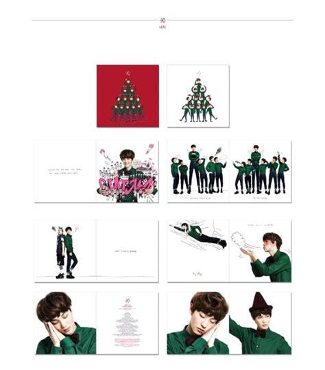 exo winter yesasia exo winter special album miracles in december