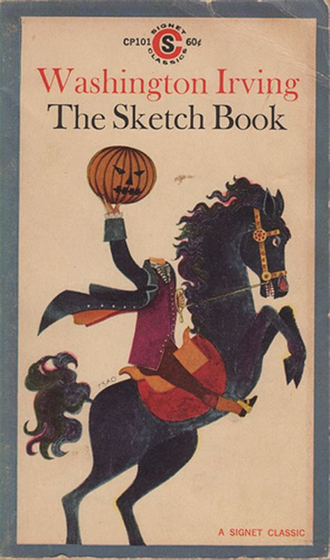sketch book irving washington washington irving quot the sketch book quot headless horseman