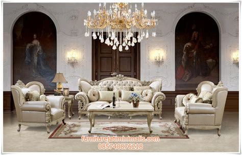 Kursi Sofa Klasik kursi tamu sofa klasik homey kursi tamu sofa mewah sofa klasik furniture jati minimalis