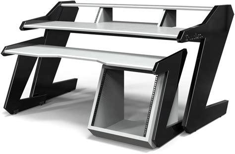 thomann studio desk studio desk commander set white thomann uk