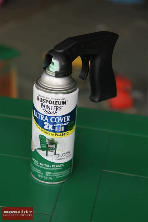 spray painter for furniture how to spray paint furniture 171 momadvice