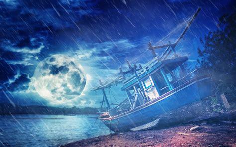 stormy night wallpaper gallery