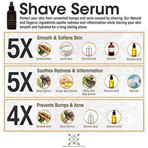 remington razor prevents ingrown hair aftershave serum for razor bumps and ingrown hairs 4oz
