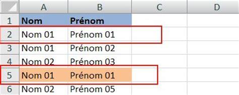 format conditionnel excel 2007 ligne entière la gestion des doublons dans excel